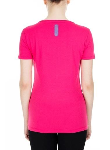 EA7 Emporio Armani  T Shirt Kadın T Shırt S 6Gtt21 Tjj6Z 1447 Pembe